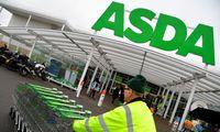 """""""Walmart"""" už 6,8 mlrd. USD parduoda JKprekybos tinklą ASDA"""