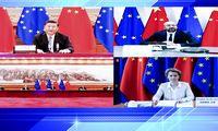 ES lyderiaisurengs susitikimą santykiams su Kinija aptarti