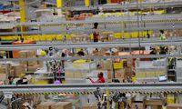 """Koronavirusas skabo """"Amazon"""" darbuotojus: fiksuota beveik 20.000 atvejų"""