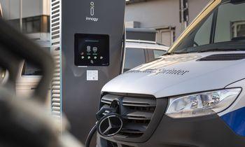 Komercinių elektromobilių rinka – tik pradedamas pildyti lapas