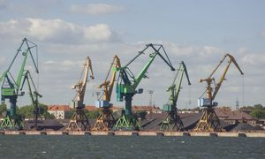 Baltarusija išbandė kalio trąšų eksportą į Kiniją per Klaipėdos uostą ir Arktį