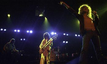 """Led Zeppelin""ginčas dėl ""Stairway To Heaven"" autorystės pagaliau baigtas"