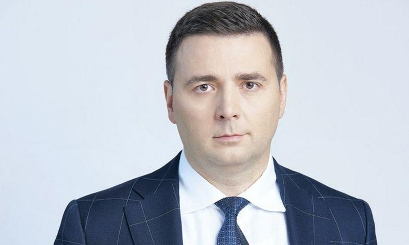 """Verslo advokatų kontoros """"Motieka ir Audzevičius"""" partneris Giedrius Kolesnikovas."""