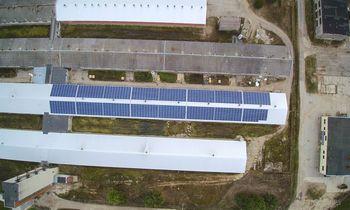 Tvari gyvulininkystė: žalioji energija gaminama ir ant fermų stogų