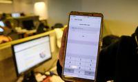 Mobiliojo elektroninio parašo veikimas atkurtas
