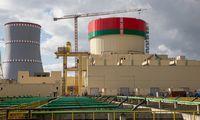 Baltarusijaperkėlė Astravo AE statybos pabaigos terminą į 2022 m.