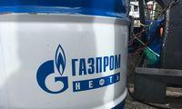 """""""Gazprom"""" kaltina SGD tiekėjus Europos rinkos destabilizavimu"""