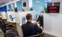 Skolinimas verslui per karantiną stagnavo, bet pinigai įmonių sąskaitose ūgtelėjo 32%