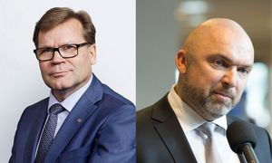 """Akcininkų ginčas: A. Rakauskas ir M. Helanderis sprendžia dėl naujos """"Senukų"""" strategijos"""