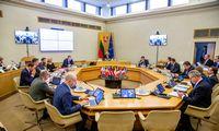 Vyriausybė su išlygomis pritaria prezidento siūlymui dėl viešųjų pirkimų reformos
