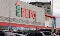 """""""Depo"""" atidarė pirmąją parduotuvę Estijoje"""