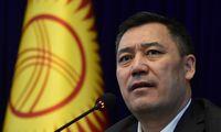 Kirgizijos prezidentas krizei užbaigti pritarė naujo premjerui skyrimui