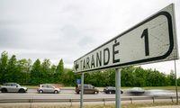 Sostinės Tarandės gyventojai prašo institucijų spręsti jų susisiekimo problemas