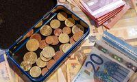 Vyriausybė padidino minimalią mėnesio algą
