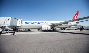 """""""Turkish Airlines"""" atnaujina skrydžius iš Vilniaus oro uosto į Stambulą"""