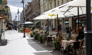 Koronaviruso židiniais įvardytus Vilniaus barus stebina NVSC informacija