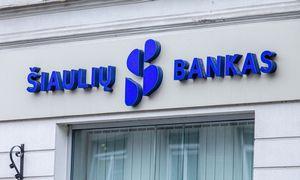 Šiaulių bankas pertvarkys turimas NT valdymo įmones