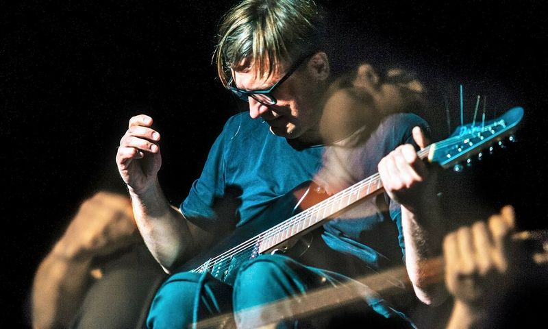 Gitaristas Juozas Milašius. Festivalio rengėjų nuotr.