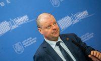 S. Skvernelis: biudžeto deficitas yra tvarus