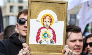 """Populiariausias pasaulyje protestuotojų įrankis: brolių Durovų ir """"Telegram"""" istorija"""