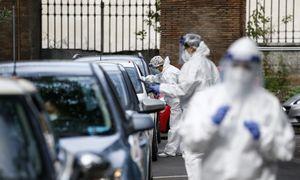 Biržose – kritimas dėl COVID–19, JAV politikų nesutarimų