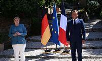 Derybose dėl ateities santykių su britais aižėja ir Europos Sąjungos vienybė