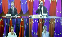 A. Merkelatšaukė lapkritįplanuotą ES viršūnių susitikimą