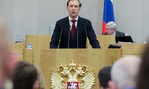 Rusijos ministras apie rekordiškai atpigusį rublį: tai yra nuostabu