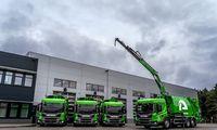 """""""Luminor"""" paskolino 1,5 mln. Eur """"Ecoservice"""" transportui atnaujinti"""