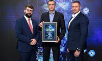 """Pažangios energijos ambasadoriumi tapo """"Vilniaus apšvietimas"""""""