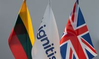 """""""Ignitis grupės"""" akcijoms pagalba teikta kiekvieną dieną, Londone – grupės akcijų nuosmukis"""