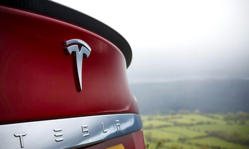 """Tesla Motors Inc."" nuotr."