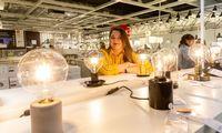 IKEA beveik metai e. prekyboje: tai didelių iššūkių laukas