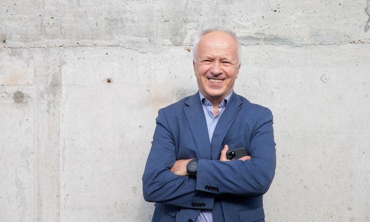 """Verslininkas, investuotojas V. Lašas: man smagu atrasti """"žalias"""" komandas ir padėti joms augti"""