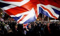 """""""Moody's"""": JungtinėsKaralystės reitingą numušė""""Brexit""""ir pandemija"""