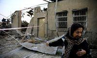 Per raketų smūgį Azerbaidžane žuvo 12 žmonių