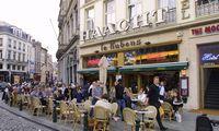 Belgijoje dėl koronaviruso mėnesiuiuždaromos kavinės ir restoranai