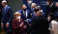 ES viršūnių susitikimai gali tapti COVID-19 židiniais