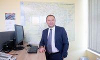 R. Lipkevičius: keliams kitąmet turėtų būti skirta kiek mažiau – apie 530 mln.Eur