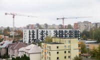 RC: per metus labiausiai brango nauji butai, pigo – namai didmiesčiuose