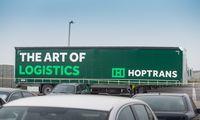 """Hoptrans holding"" apyvarta viršijo 100 mln.Eur"