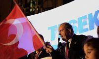 Ankarai palankus politikas laimėjoturkų Kipro rinkimus