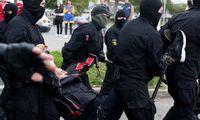 Baltarusijoje per sekmadienio protestus sulaikyta daugiau kaip 190 žmonių