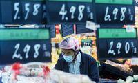 Kinijos ekonomika per 3 ketvirtį ūgtelėjo beveik 5%