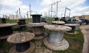 Seimas nustatė tvarką, kaip greičiau užkasti elektros laidus