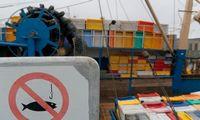 Griežtinamas jūroje žvejojančių Lietuvos žvejų verslas