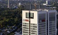 Bankų milžinas UBS pranešė apie geriausią trečiąjį ketvirtį per pastarąjį dešimtmetį