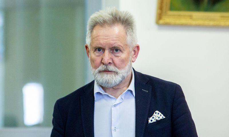 Algirdas Sysas, Seimo narys.Juditos Grigelytės (VŽ) nuotr.