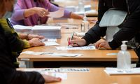 Išankstinis balsavimas antrajame ture vyksta aktyviau nei pirmajame