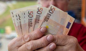 """Vyriausybė prašo Seimo leidimo paskolinti iki 300.000 Eur """"Sodros"""" Anuitetų fondui"""
